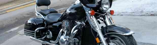 Vulcan Nomad + Harley Fairing